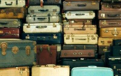 Organizando as malas para sua mudança!